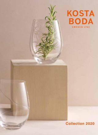 Kosta Boda Collection 2020