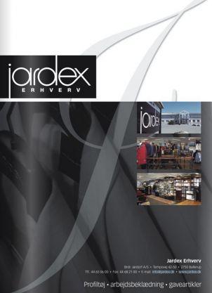 Jardex Erhverv Katalog