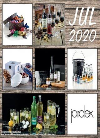 Julegave Katalog 20. Fra Jardex Erhverv.