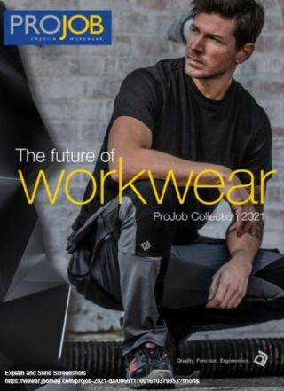 The future of  Projob Workwear 2021