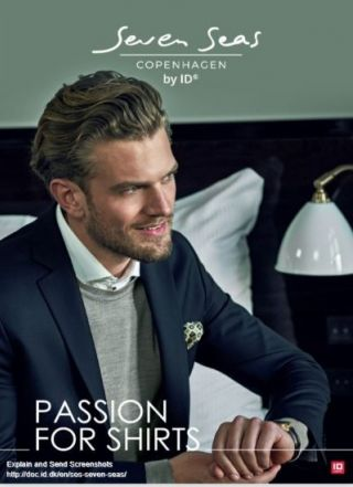 Seven Seas 2021 Passion for Shirts