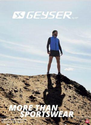 Geyser By ID, More Than Sportswear Katalog 2021