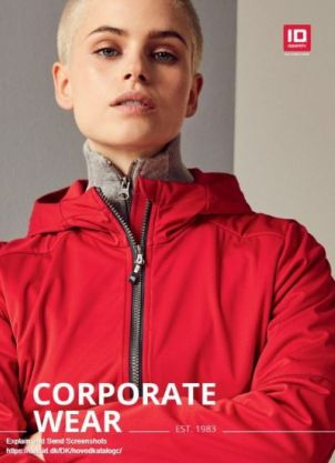 ID Corporate Wear Katalog 2021