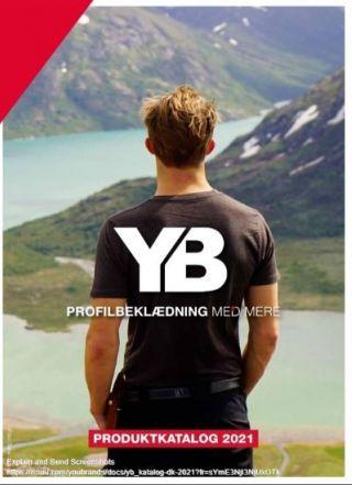 YB Profilbellædning med mere, produktKatalog 2021
