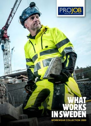 Projob - Workwear Collection 2020