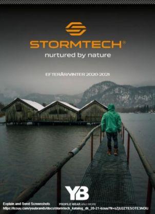 Stormtech natured by nature katalog 2020-2021